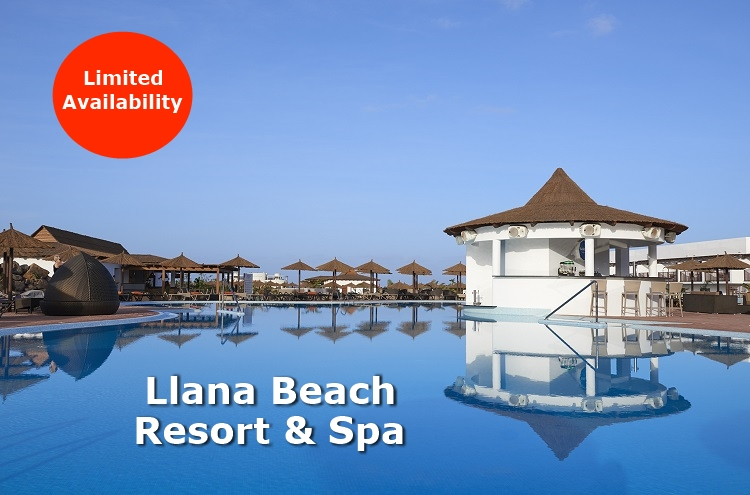 Llana Beach Resort and Spa