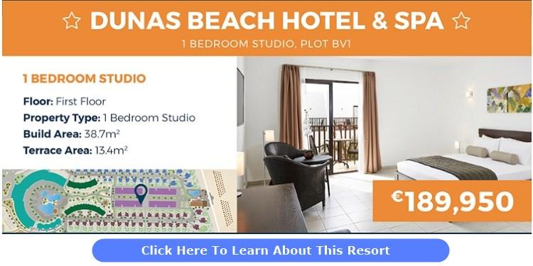 Dunas Beach Resort Cape Verde