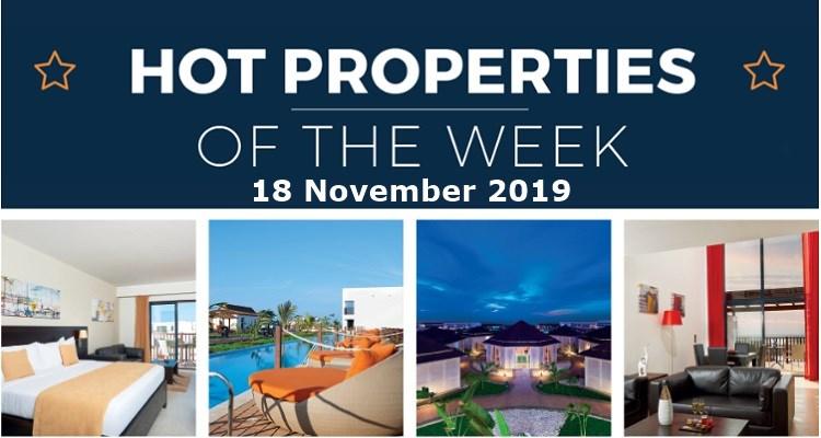 Hot Properties Of The Week