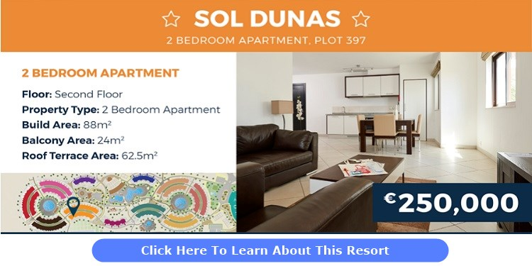 Sol Dunas Beach Resort