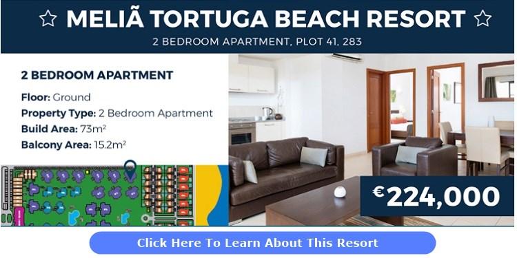 Tortuga Beach Resort Cape Verde